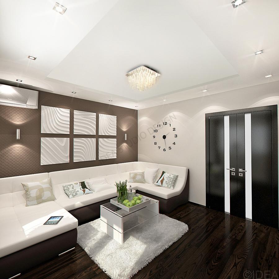 Дизайн студия IDEA интерьер-102