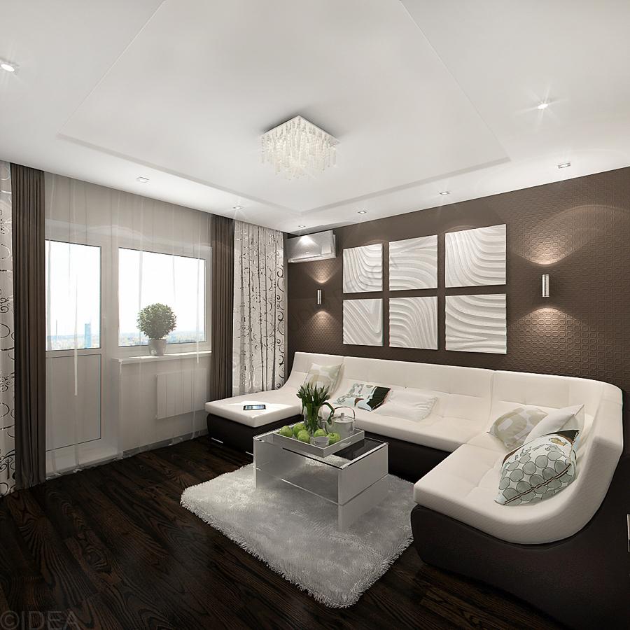 Дизайн студия IDEA интерьер-104
