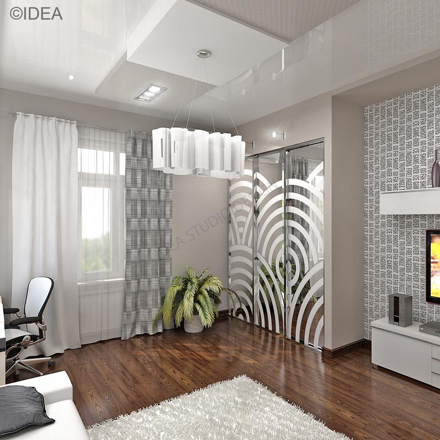 Дизайн студия IDEA интерьер-106