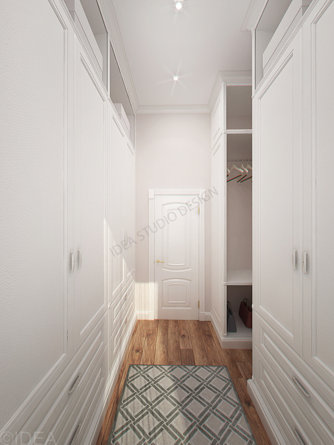 Дизайн студия IDEA интерьер-1099