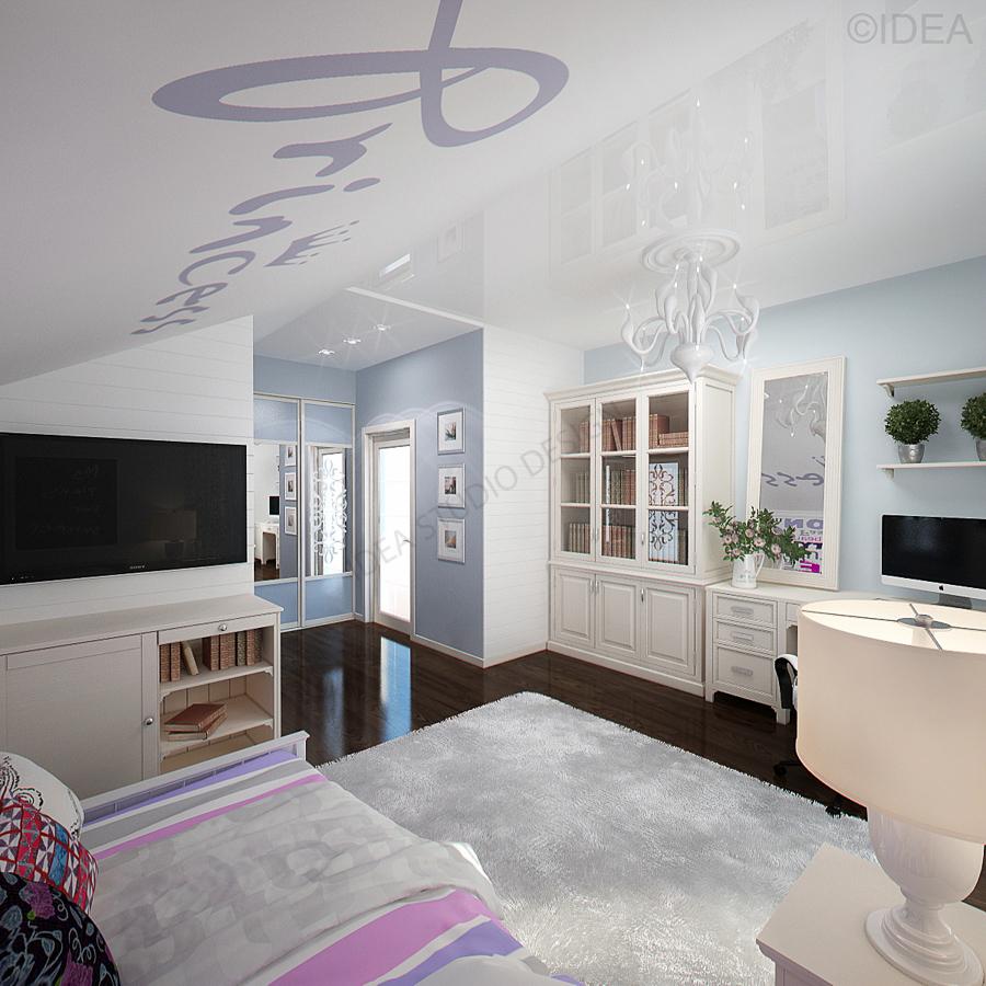 Дизайн студия IDEA интерьер-111