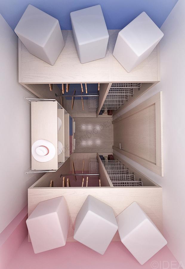 Дизайн студия IDEA интерьер-1110