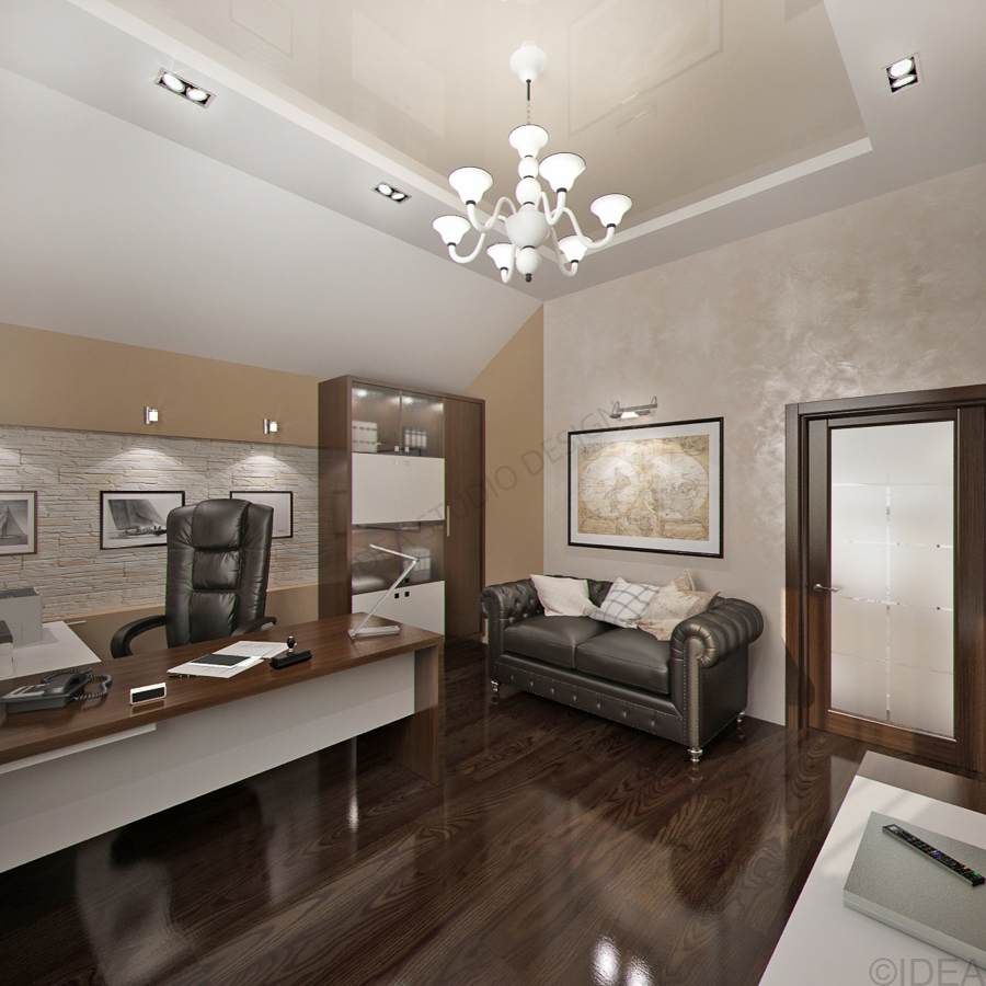 Дизайн студия IDEA интерьер-1144
