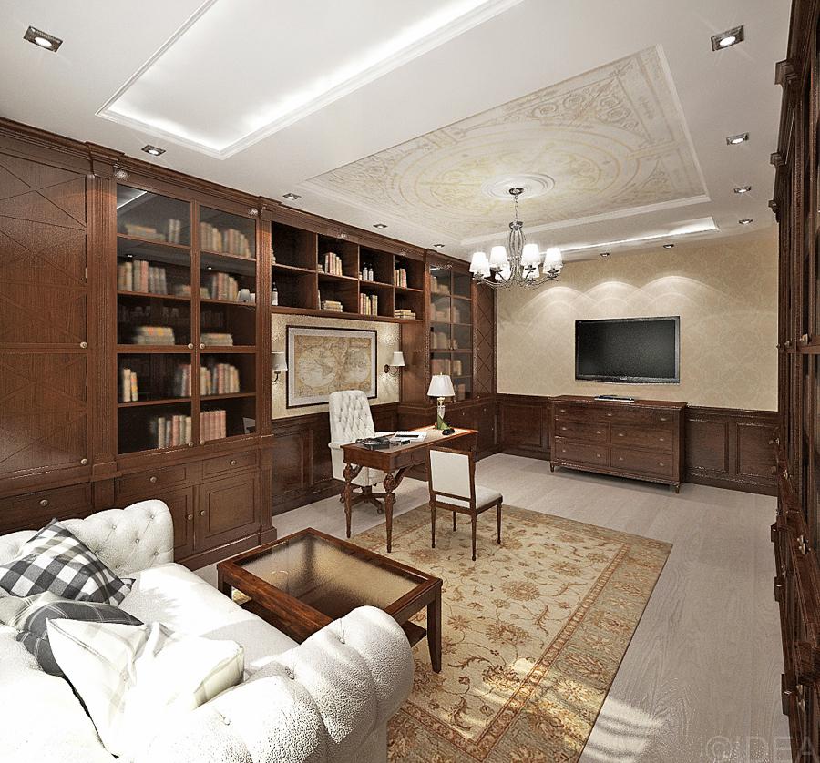 Дизайн студия IDEA интерьер-1154