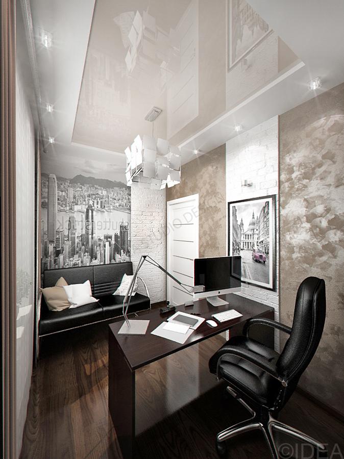 Дизайн студия IDEA интерьер-1160