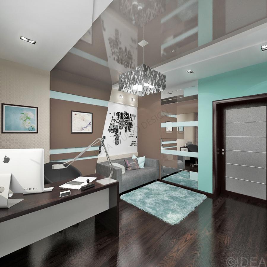 Дизайн студия IDEA интерьер-1164