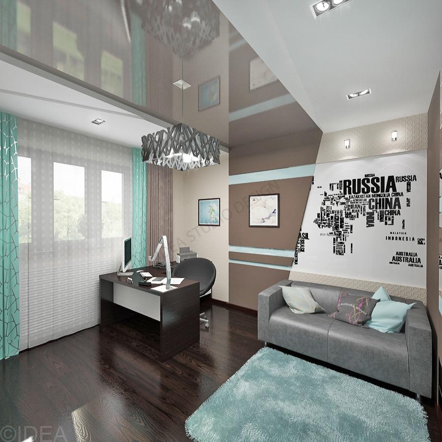 Дизайн студия IDEA интерьер-1166