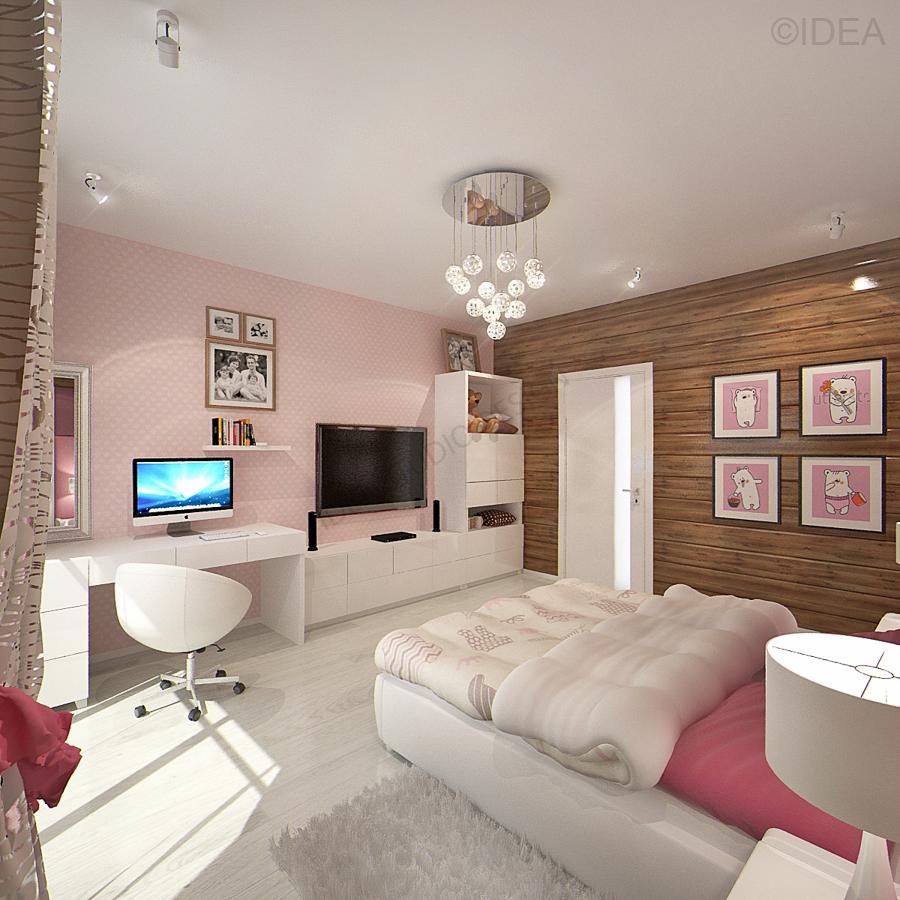 Дизайн студия IDEA интерьер-117