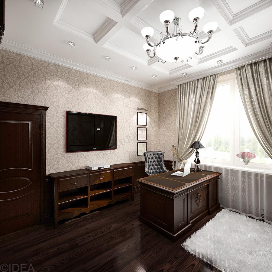Дизайн студия IDEA интерьер-1170