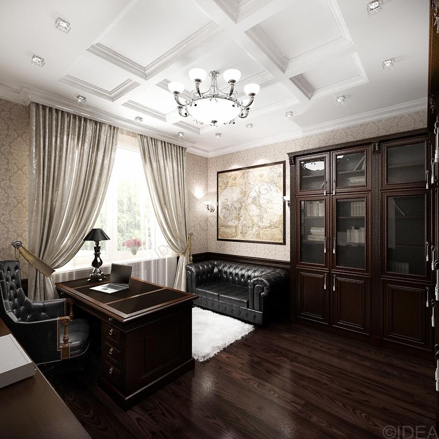 Дизайн студия IDEA интерьер-1171