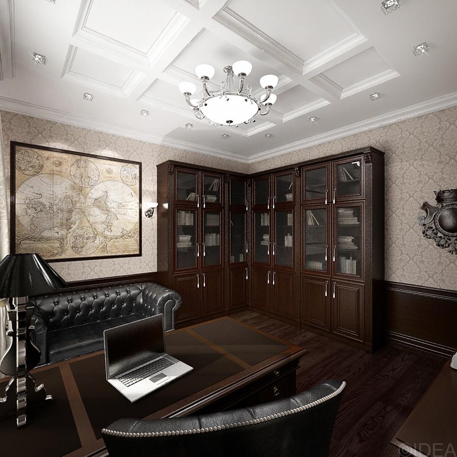 Дизайн студия IDEA интерьер-1172