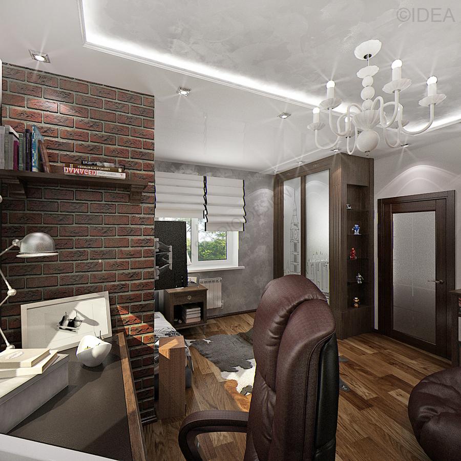 Дизайн студия IDEA интерьер-122