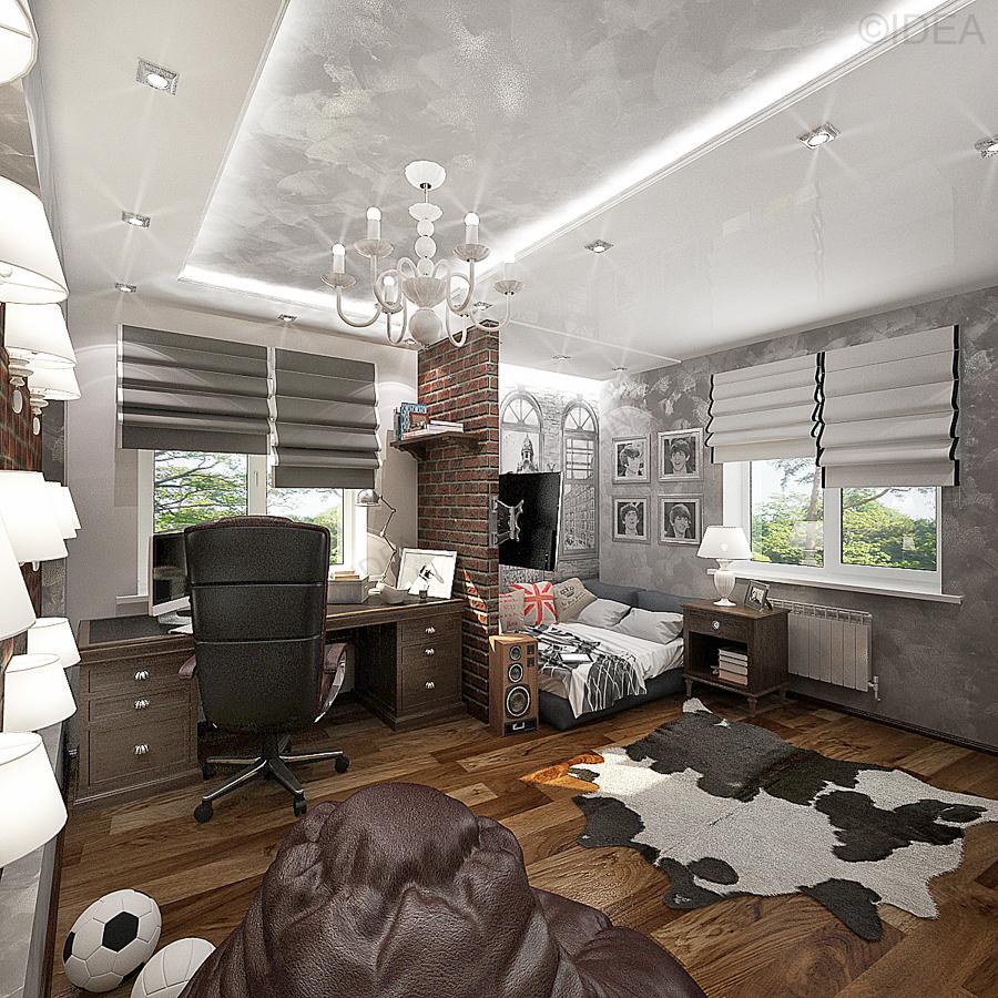 Дизайн студия IDEA интерьер-123
