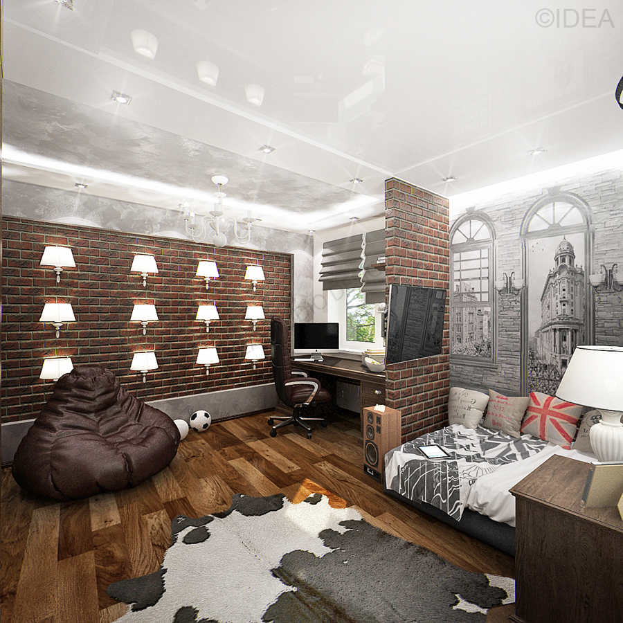 Дизайн студия IDEA интерьер-124