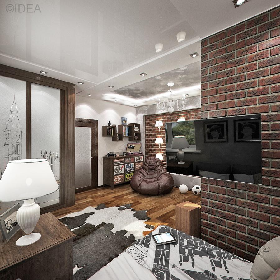 Дизайн студия IDEA интерьер-125