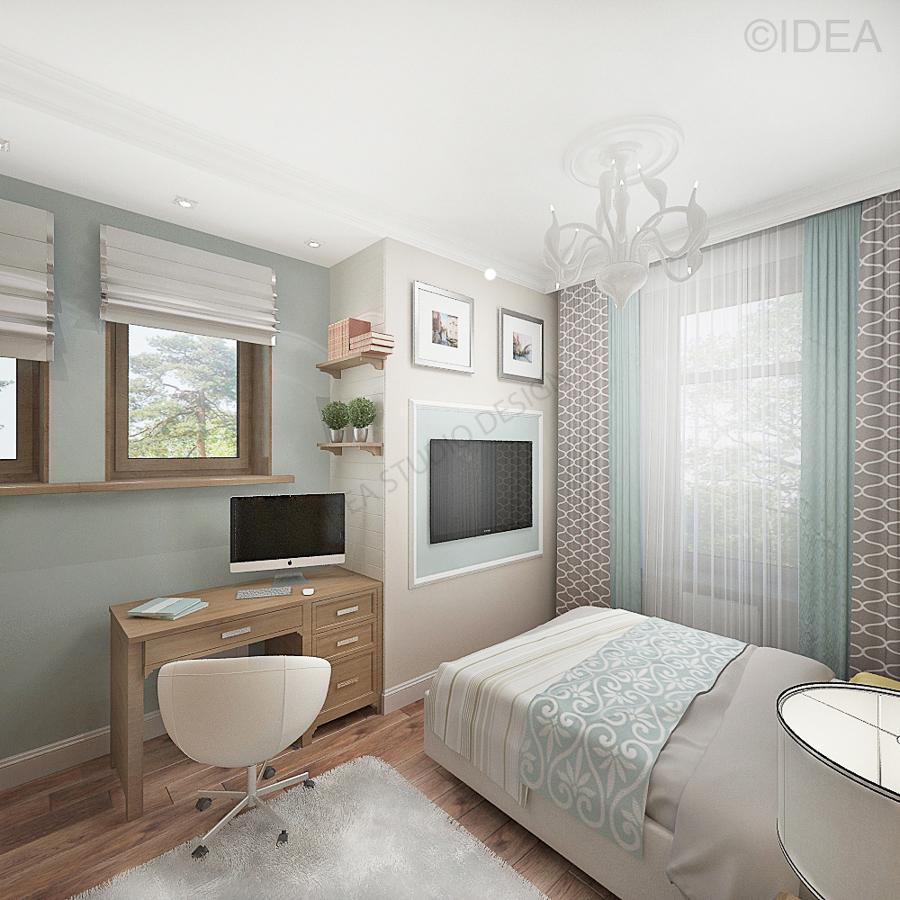 Дизайн студия IDEA интерьер-134