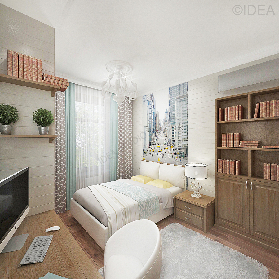 Дизайн студия IDEA интерьер-135