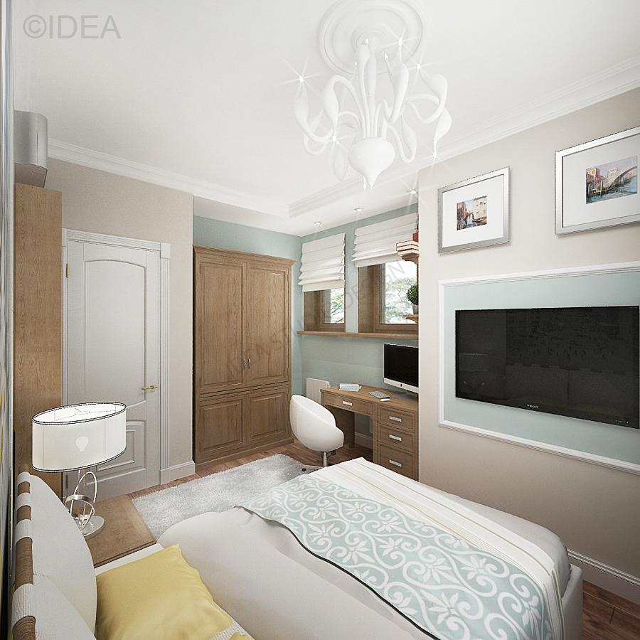 Дизайн студия IDEA интерьер-137