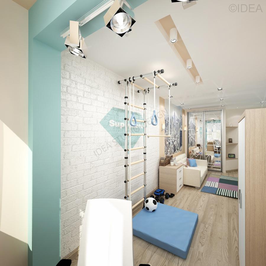 Дизайн студия IDEA интерьер-151