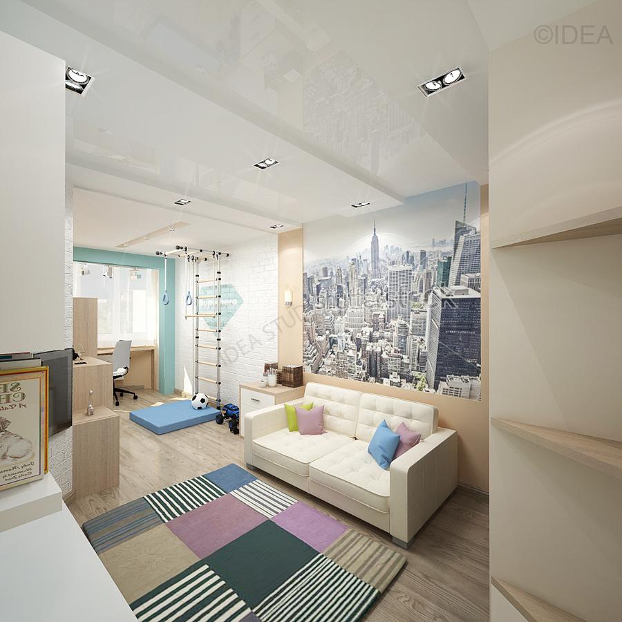 Дизайн студия IDEA интерьер-152