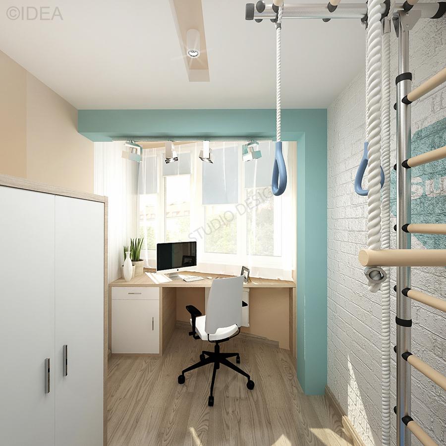 Дизайн студия IDEA интерьер-153