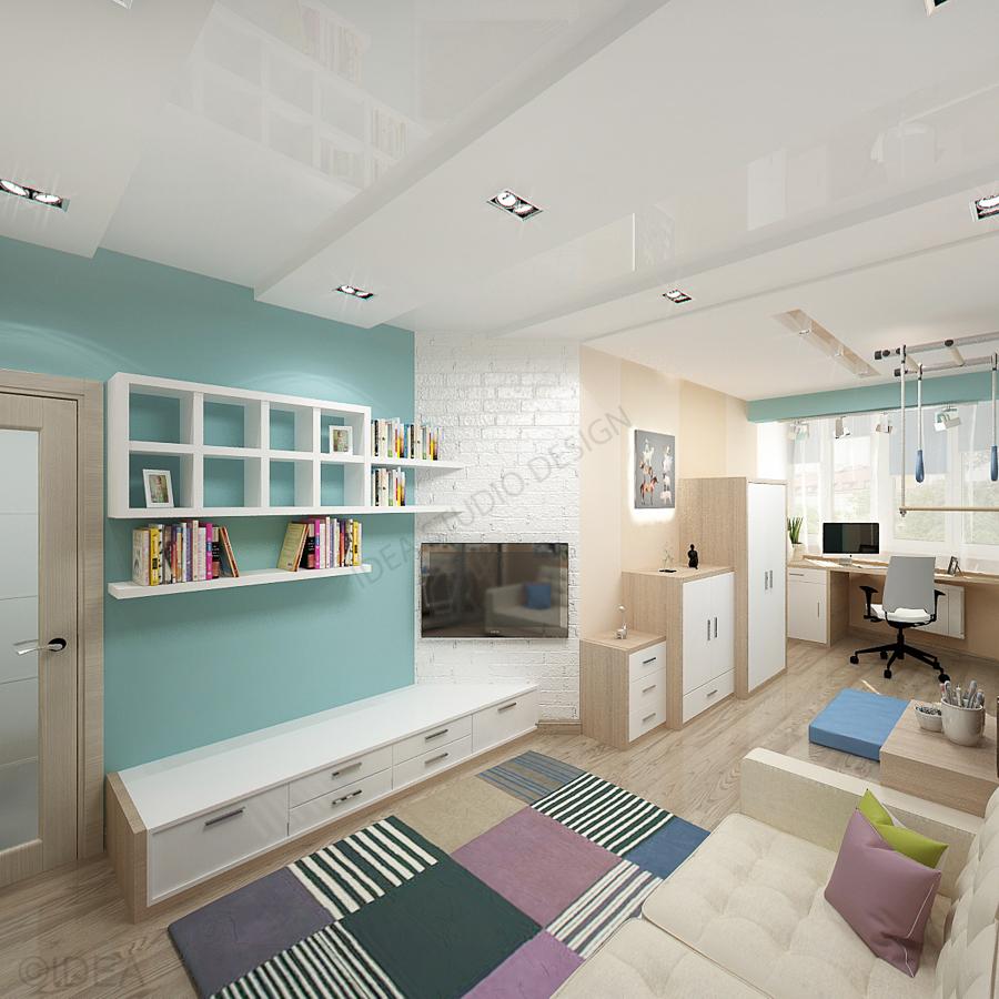 Дизайн студия IDEA интерьер-154