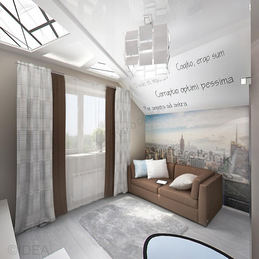 Дизайн студия IDEA интерьер-155