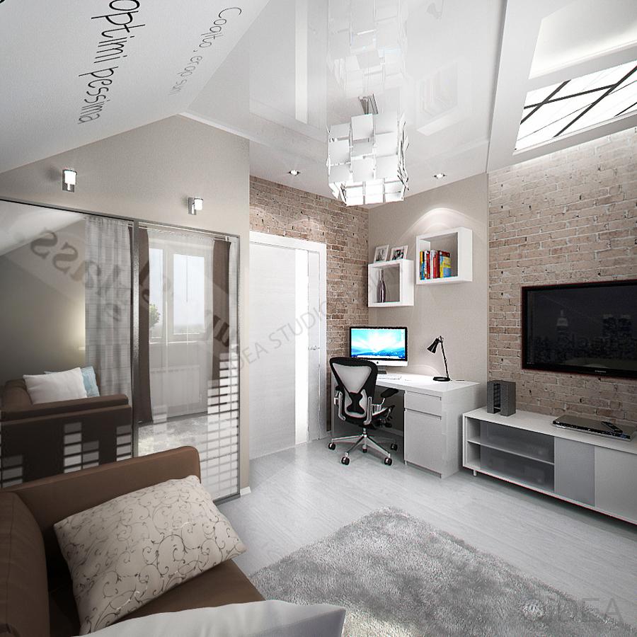 Дизайн студия IDEA интерьер-157