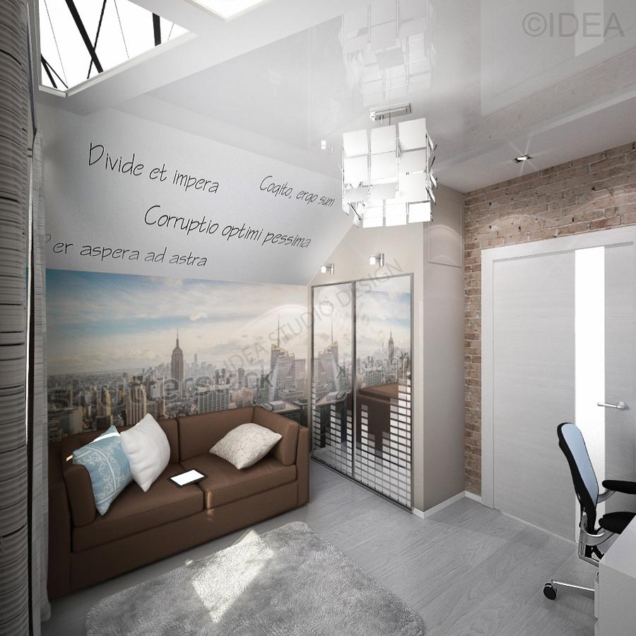 Дизайн студия IDEA интерьер-158