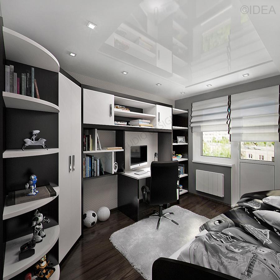 Дизайн студия IDEA интерьер-161