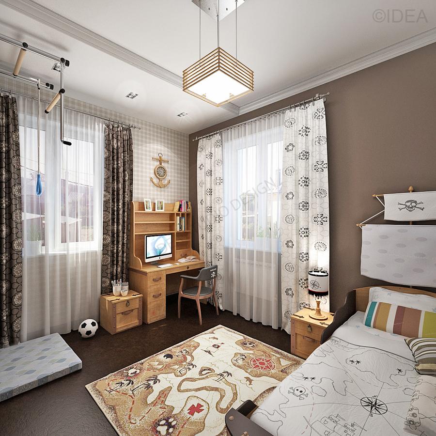Дизайн студия IDEA интерьер-166