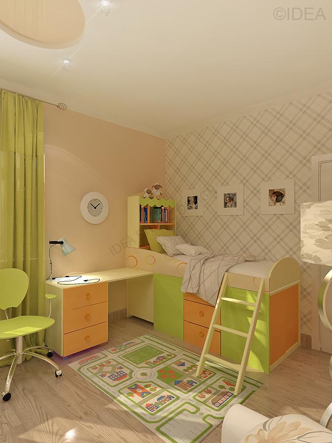 Дизайн студия IDEA интерьер-171