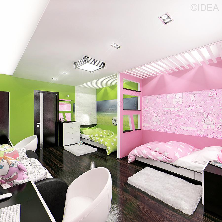Дизайн студия IDEA интерьер-182