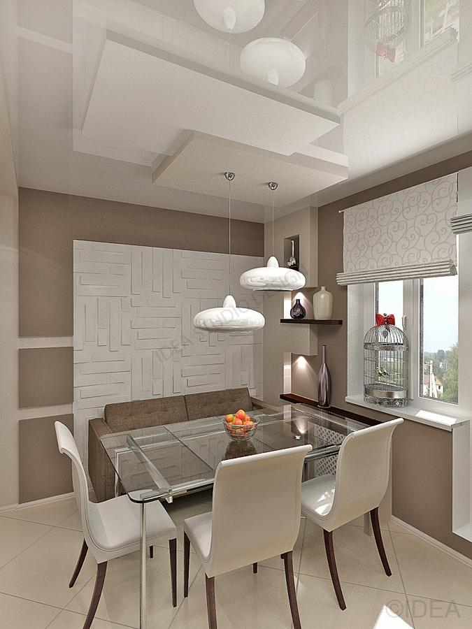 Дизайн студия IDEA интерьер-189