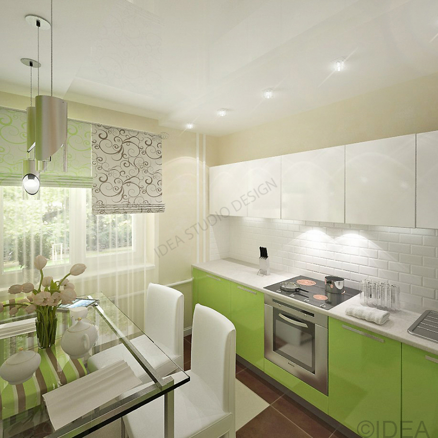 Дизайн студия IDEA интерьер-193