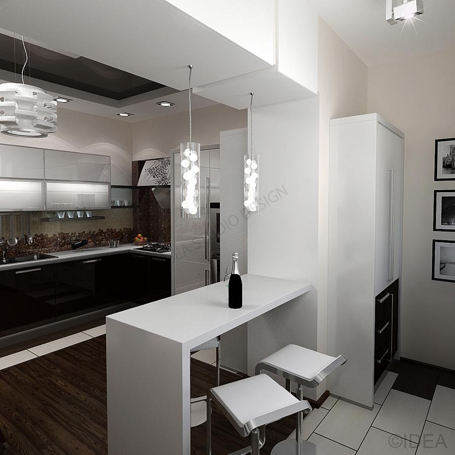Дизайн студия IDEA интерьер-210