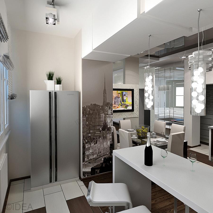 Дизайн студия IDEA интерьер-211
