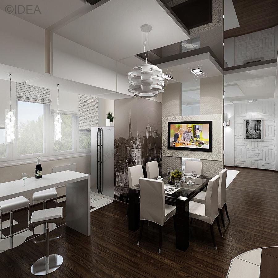 Дизайн студия IDEA интерьер-212