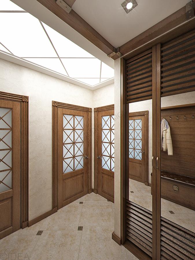 Дизайн студия IDEA интерьер-266
