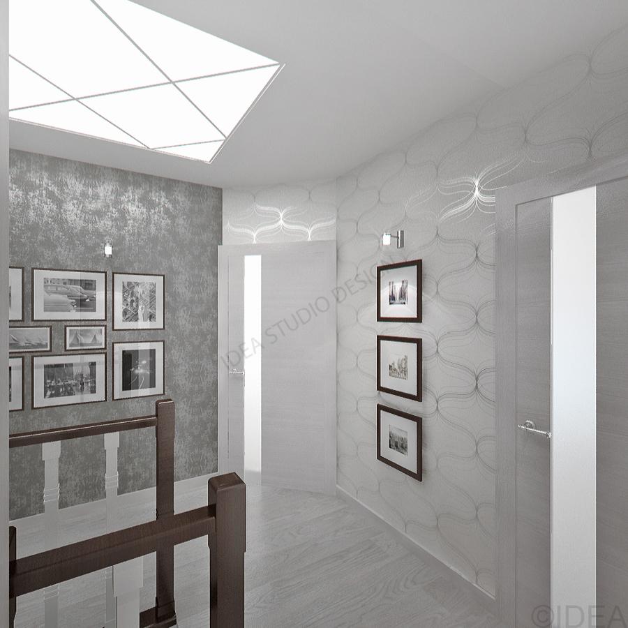 Дизайн студия IDEA интерьер-276