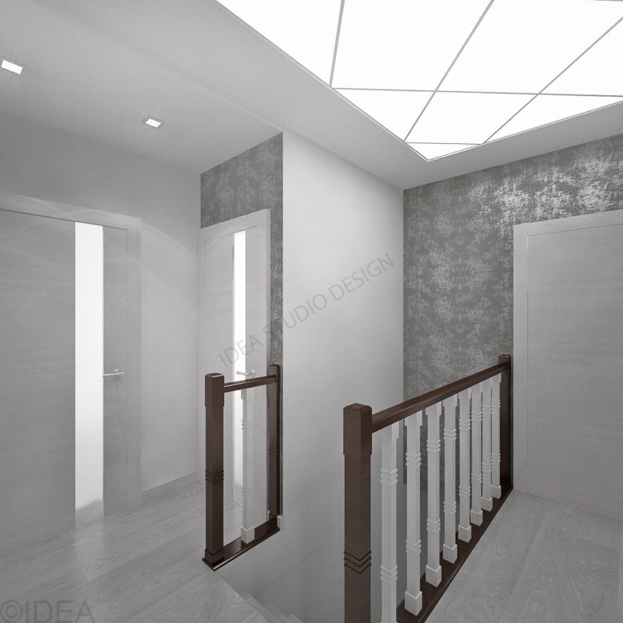 Дизайн студия IDEA интерьер-277