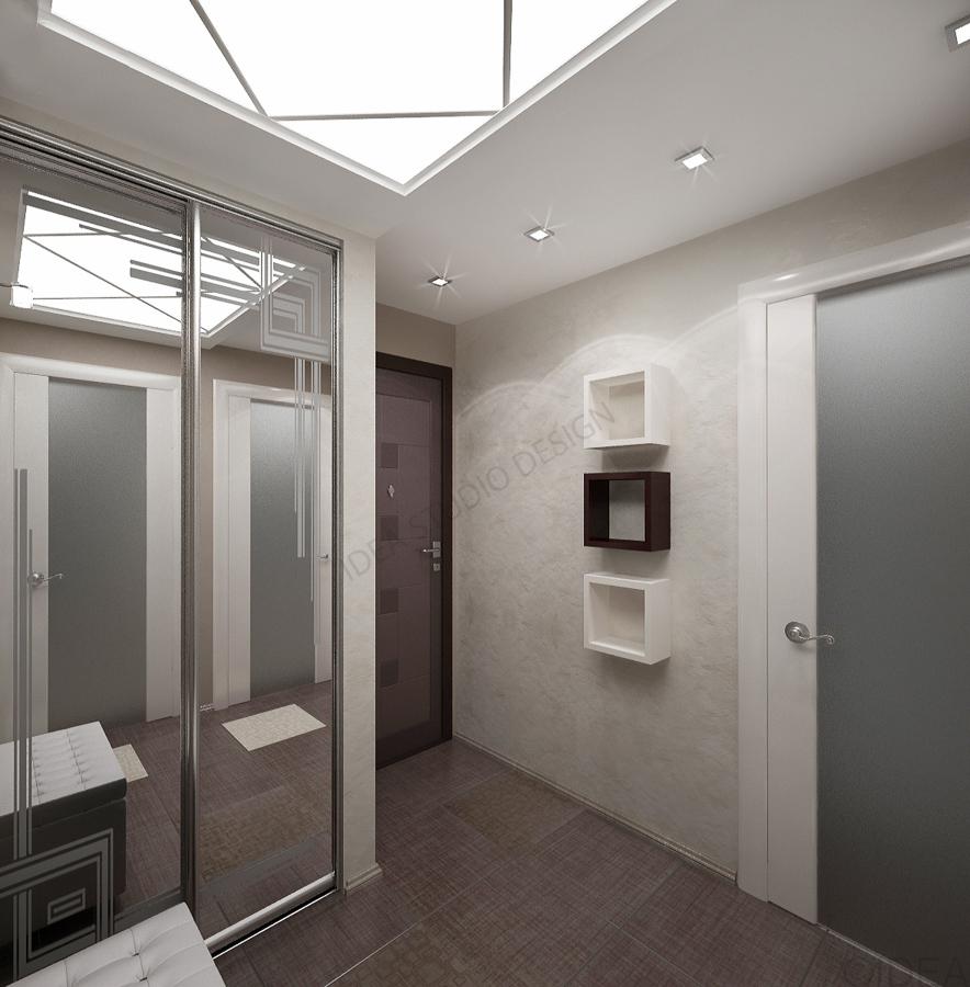 Дизайн студия IDEA интерьер-282