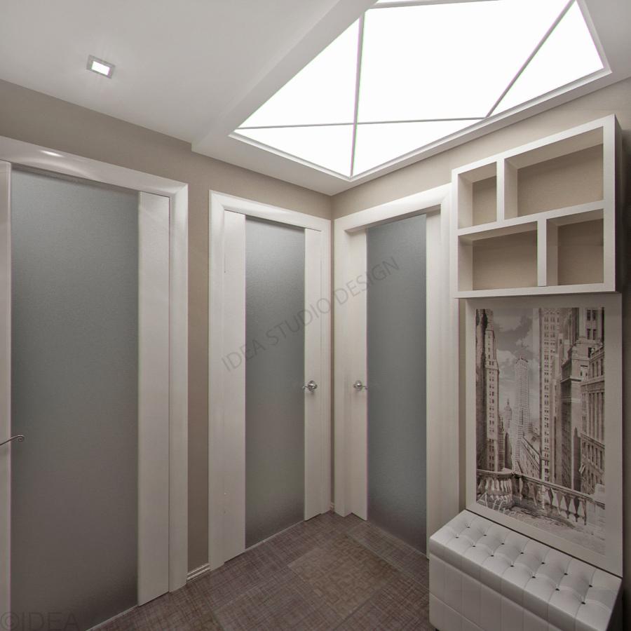 Дизайн студия IDEA интерьер-283