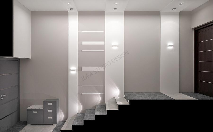 Дизайн студия IDEA интерьер-296