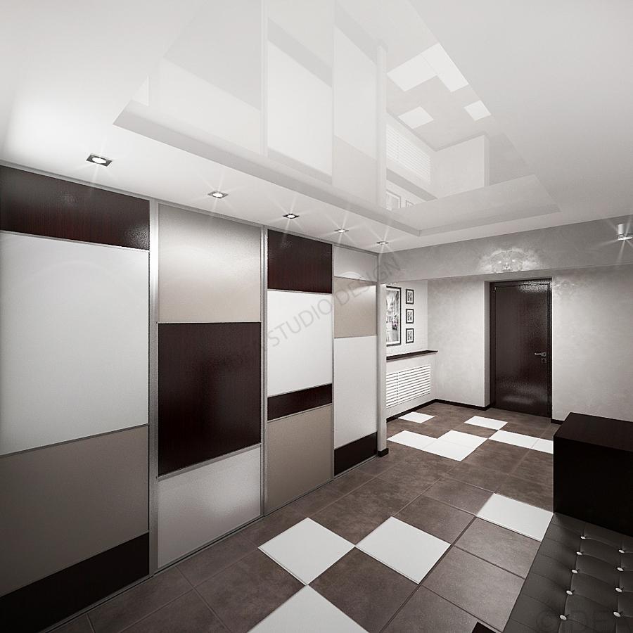 Дизайн студия IDEA интерьер-298