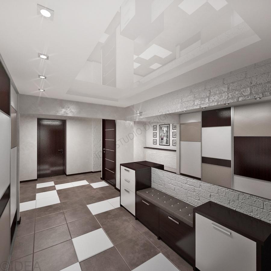 Дизайн студия IDEA интерьер-300