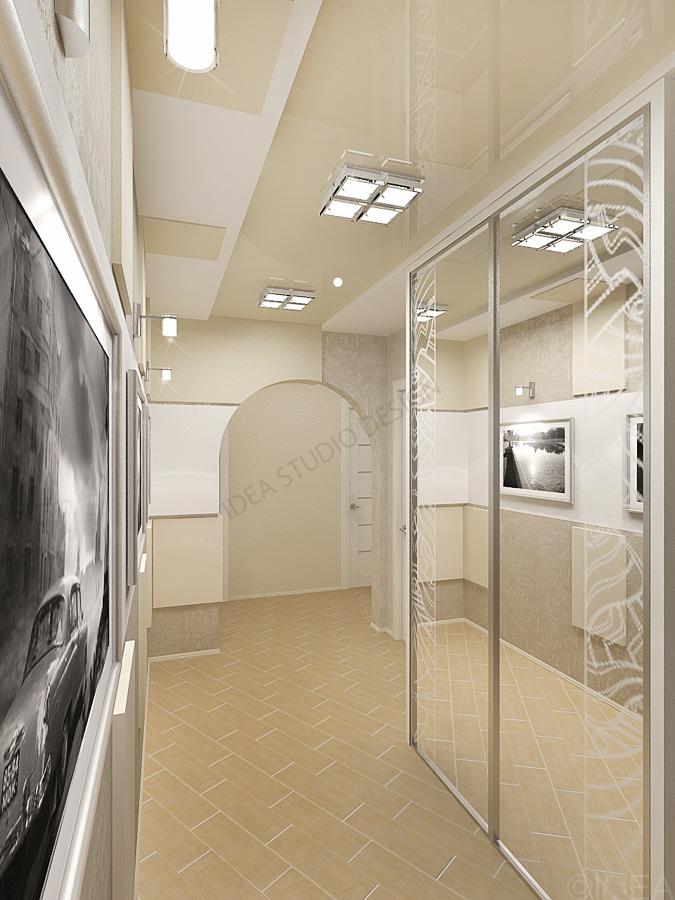 Дизайн студия IDEA интерьер-306
