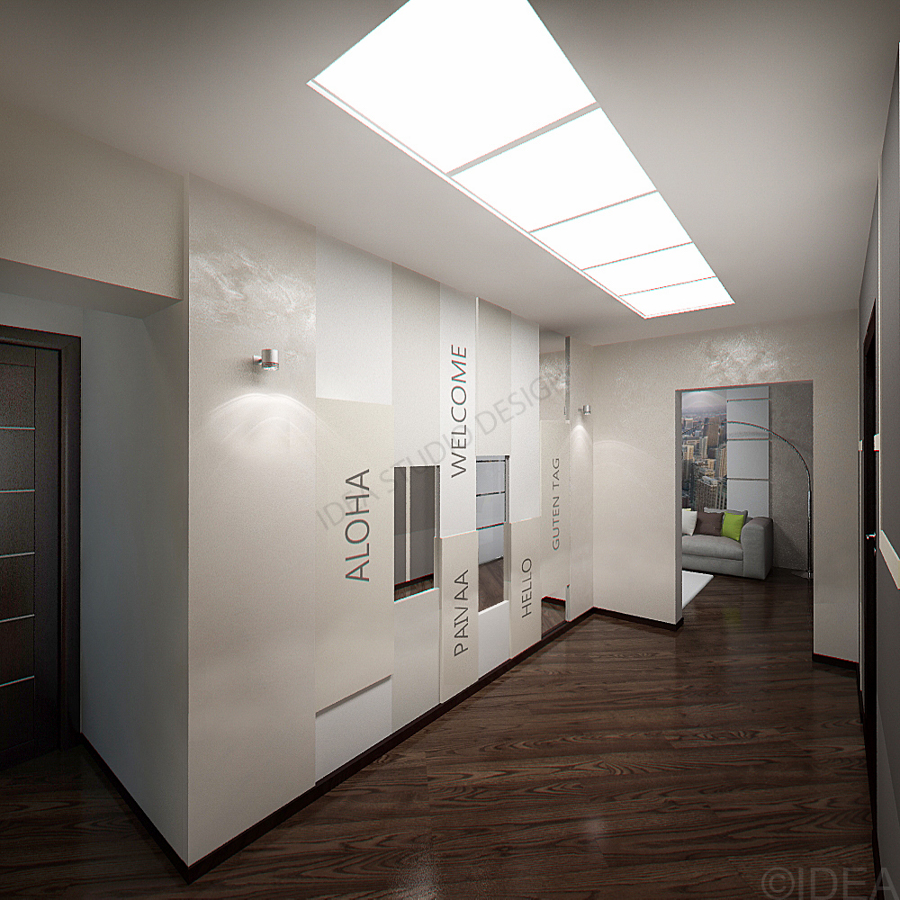 Дизайн студия IDEA интерьер-321