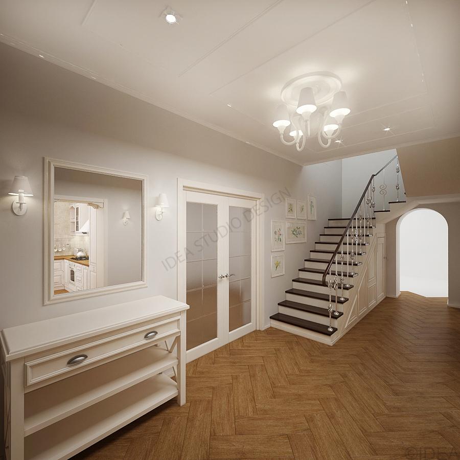 Дизайн студия IDEA интерьер-327