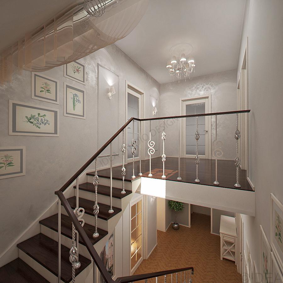 Дизайн студия IDEA интерьер-334